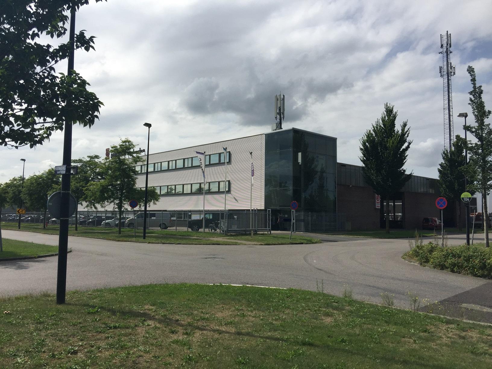 Kantoormeubelen in amsterdam for Ontwerp kantoorinrichting